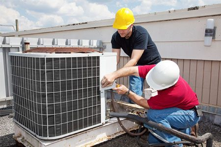 Professional HVAC Installation