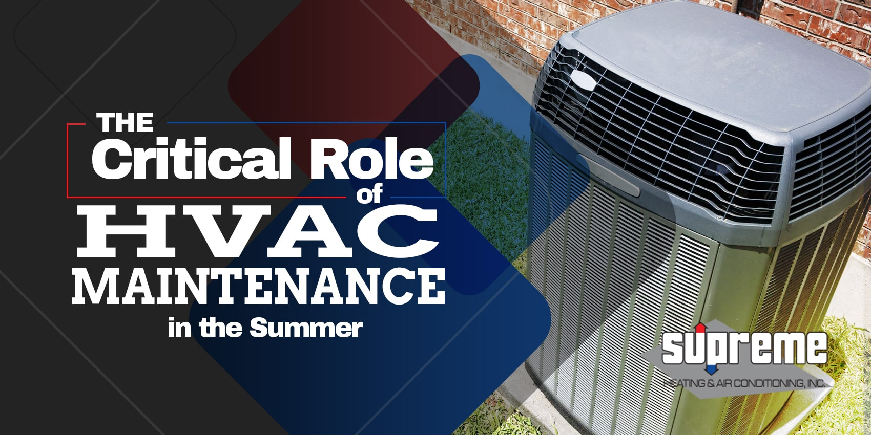 The Critical Role of HVAC Maintenance in the Summer