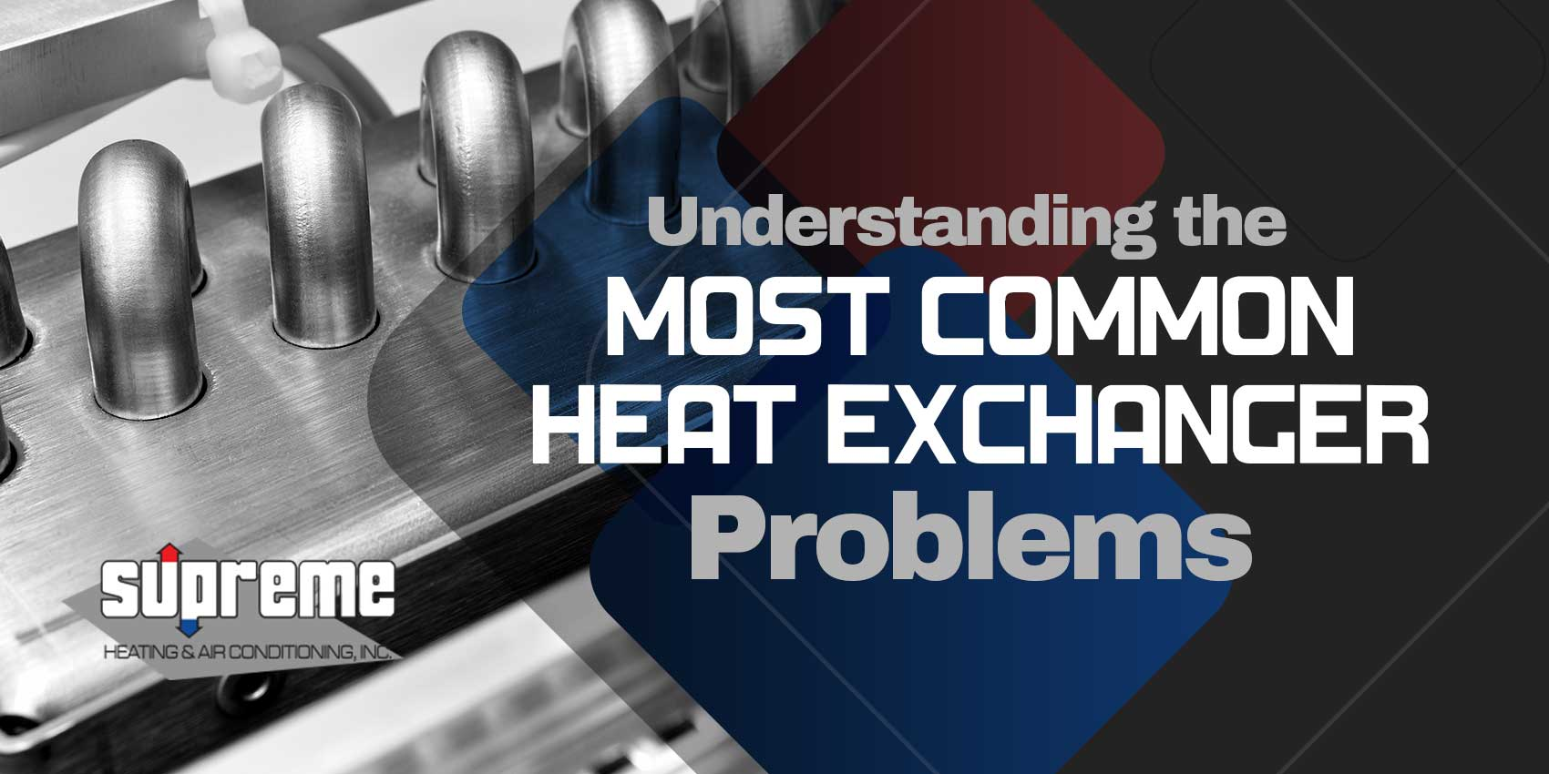Understanding Most Common Heat Exchamger Problems