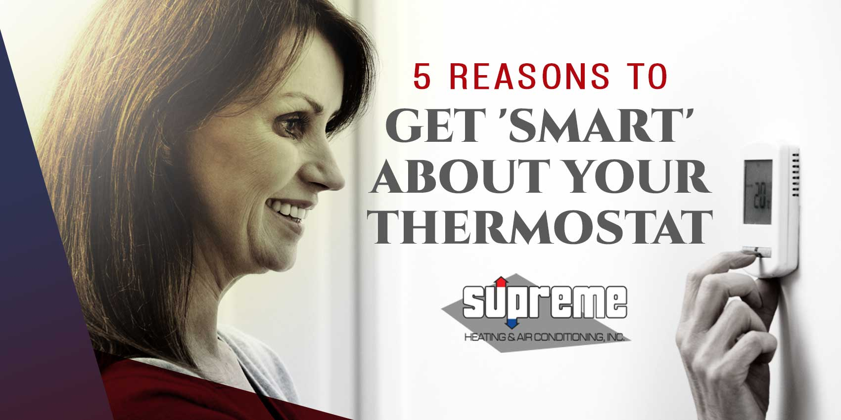 5 Reasons To Get 'Smart' About Your Thermostat