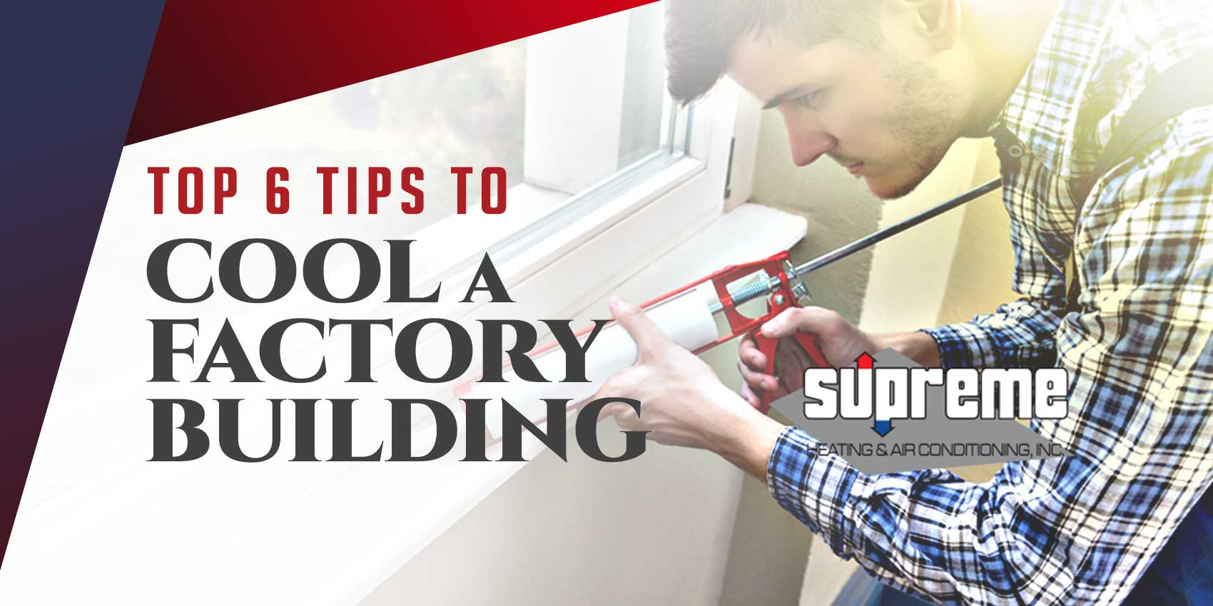 Top 6 Tips to Cool a Factory Building